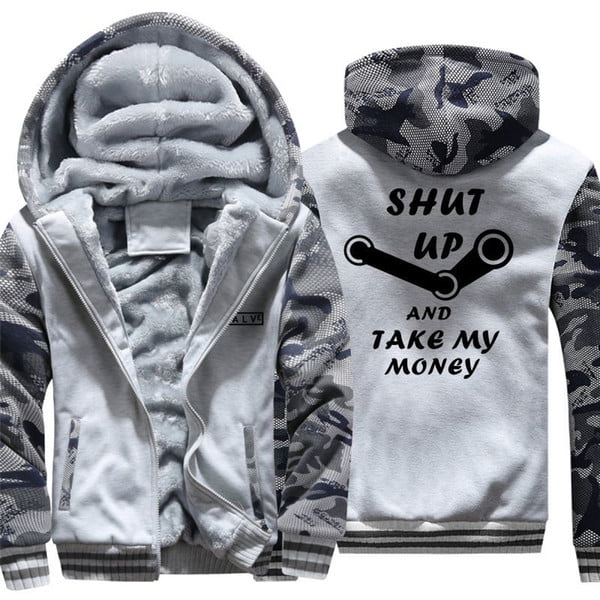 sweater coat pc steam game peripheral animation clothing two dimensional hoodie